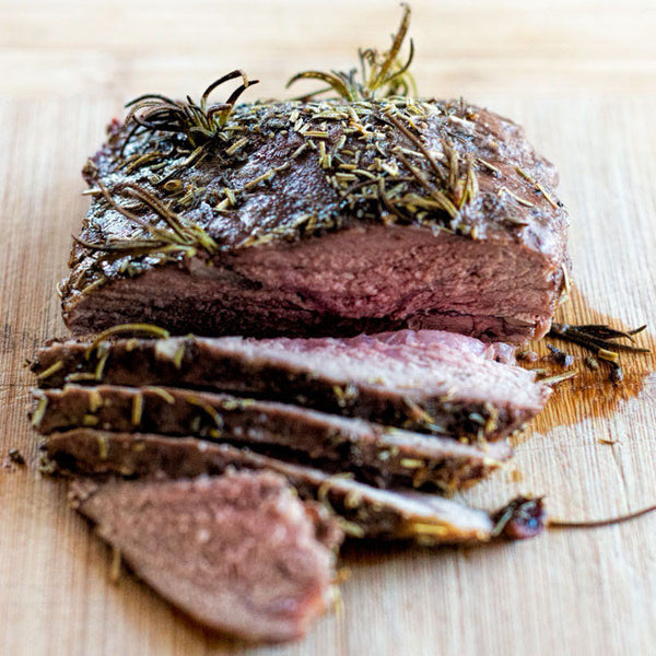 Lamb Sirloin Roast - Family Friendly Farms Grass Fed and Pasture Raised Meats