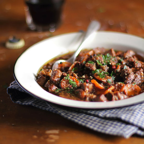 Boneless Lamb Stew (1.0 lbs) - Family Friendly Farms Grass Fed and Pasture Raised Meats