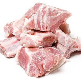 Pork Soup Bones 10lb Pack - Family Friendly Farms Grass Fed and Pasture Raised Meats
