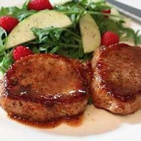 Boneless Loin Chops (1.2 lbs) - Family Friendly Farms Grass Fed and Pasture Raised Meats