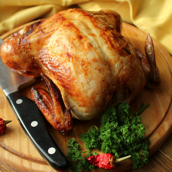 X-Small Whole Chicken (3.0 lbs) - Family Friendly Farms Grass Fed and Pasture Raised Meats