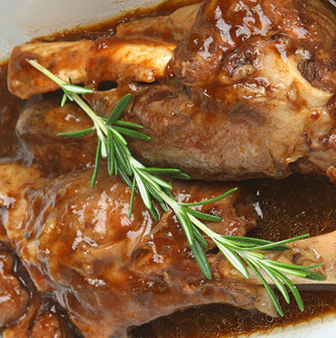 Lamb Shanks (3.3 lbs) - Family Friendly Farms Grass Fed and Pasture Raised Meats