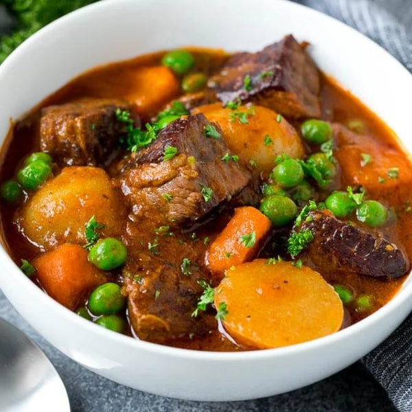 10 lb Beef Stew Pack - Family Friendly Farms Grass Fed and Pasture Raised Meats