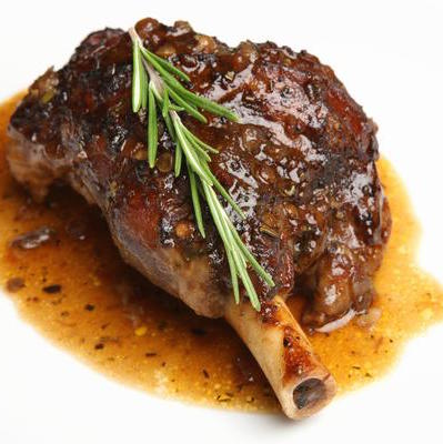 Lamb Shanks (3.4 lbs) - Family Friendly Farms Grass Fed and Pasture Raised Meats