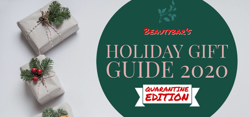 holiday gift guide 2020: quarantine edition