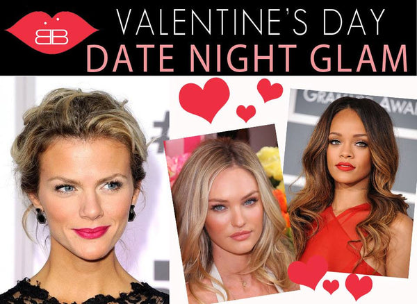 valentine's day date night glam
