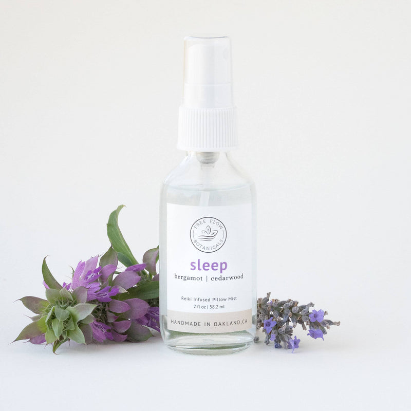 Sleep Pillow Mist || free flow botanicals || beautybar