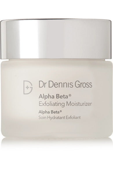alpha beta exfoliating moisturizer || dr. dennis gross