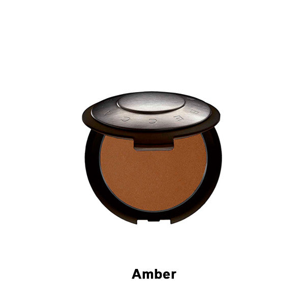 perfect skin mineral powder foundation - amber