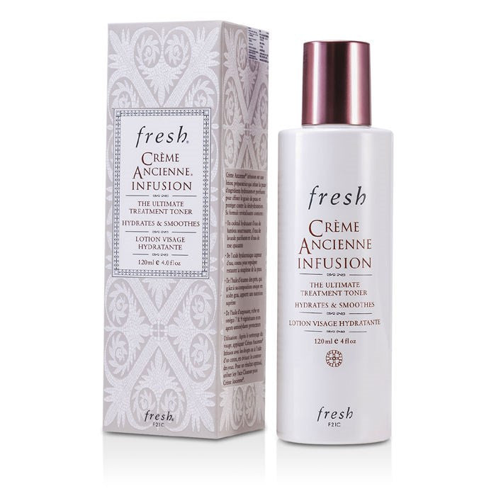 crème ancienne infusion || fresh || beautybar