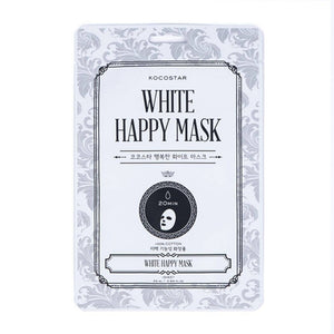 White Happy Mask || KOCOSTAR || Beautybar
