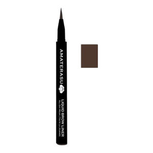 amaterasu liquid brow liner brunette