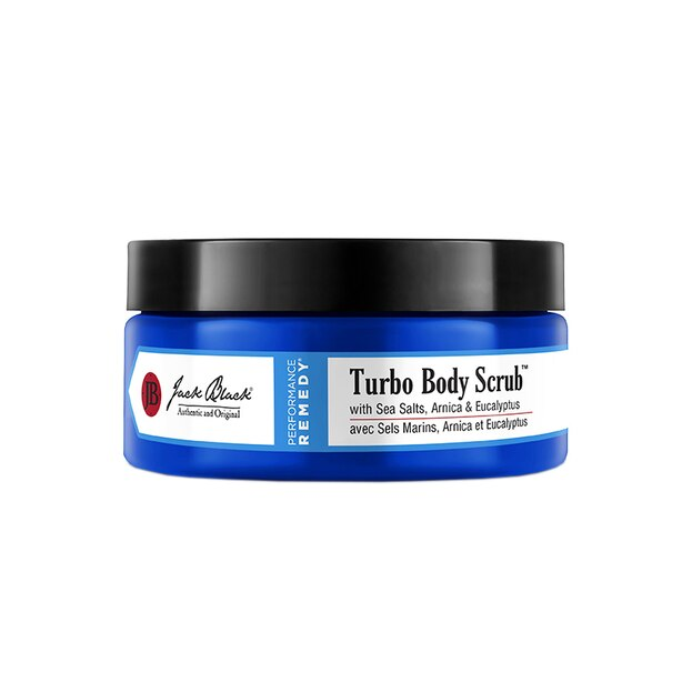 turbo body scrub || Jack Black || Beautybar