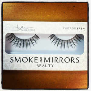 chicago lashes || smith & cult || beautybar