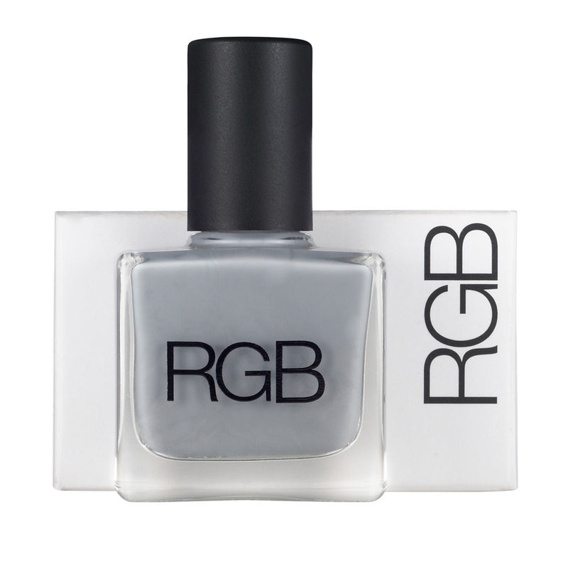 steel nail polish || RGB || beautybar