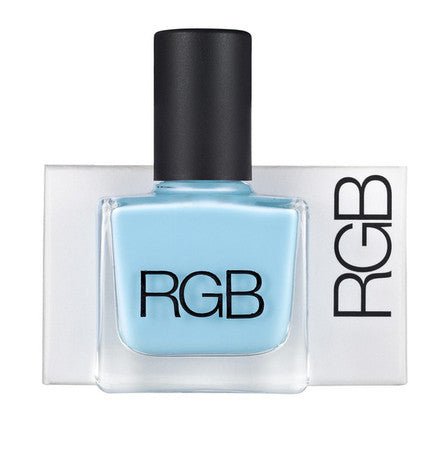 pool nail polish || RGB || beautybar