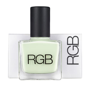 dew nail polish || RGB || beautybar