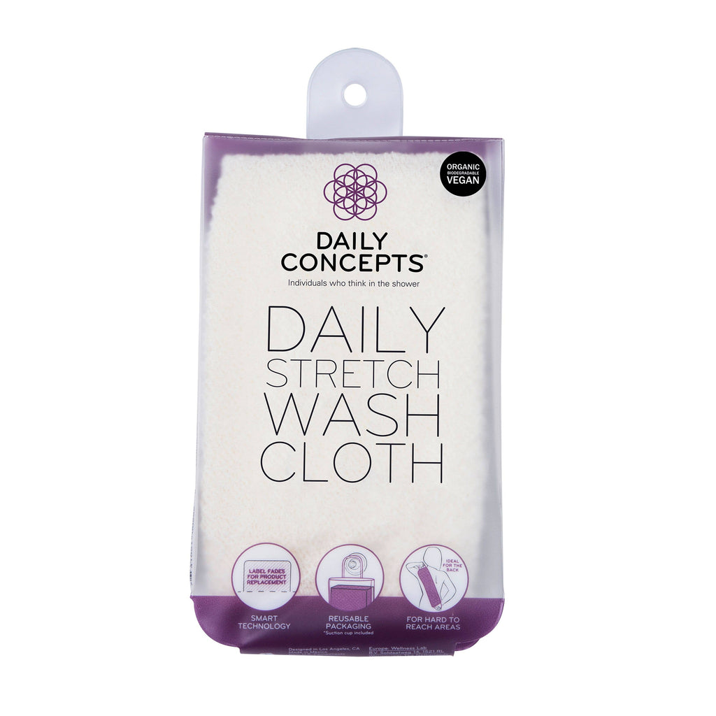 Daily Stretch Wash Cloth || Daily Concepts || Beautybar