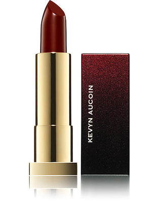 the expert lip colour - bloodroses noir (deep brown/ red)