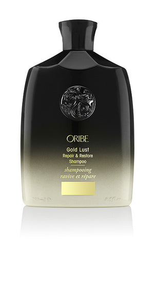 gold lust repair & restore shampoo || oribe || beautybar