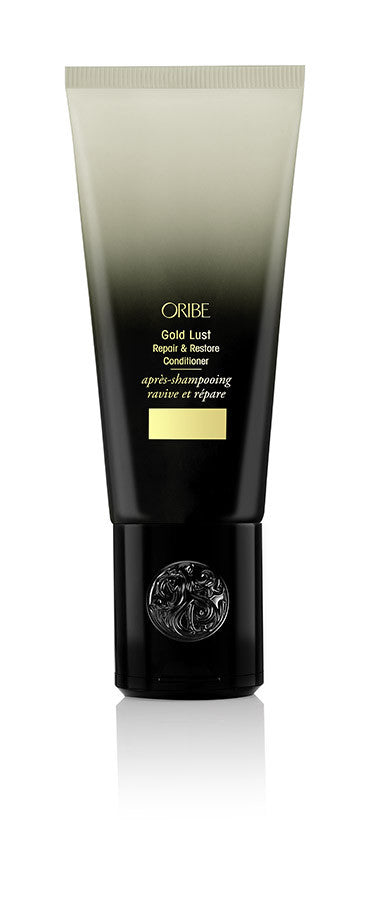 gold lust repair & restore conditioner || oribe || beautybar