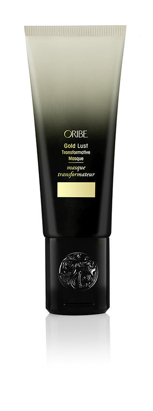 gold lust transformative masque || oribe || beautybar