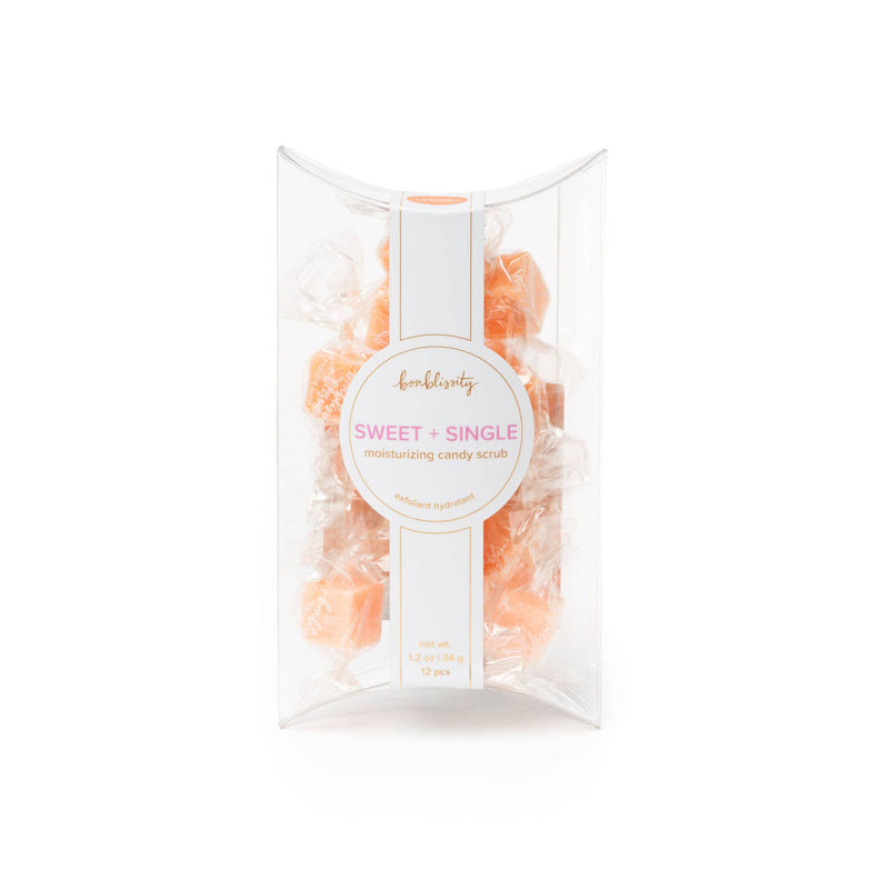 Sweet+Single Candy Scrub - Sweet Satsuma || bonblissity | BB