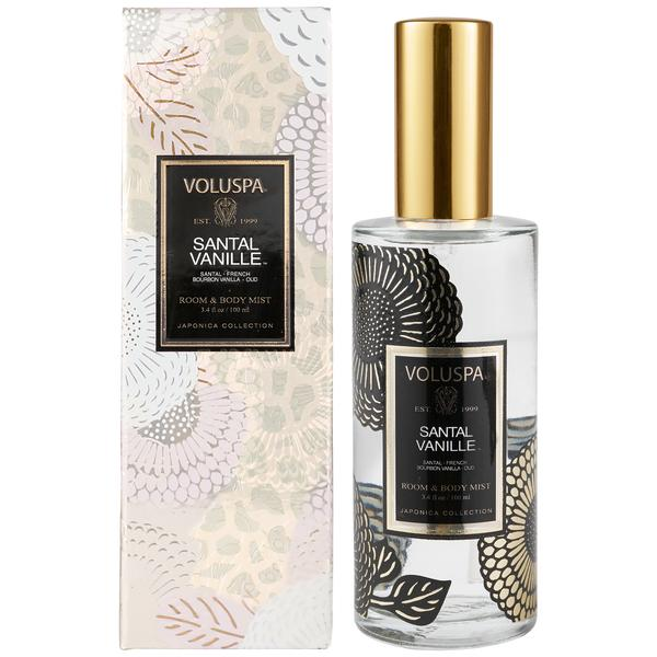 room & body mist - santal vanille || voluspa