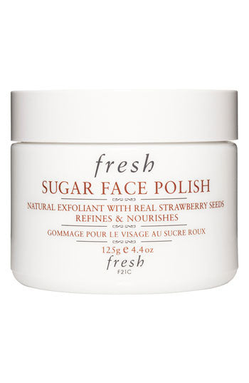 sugar face polish || fresh || beautybar