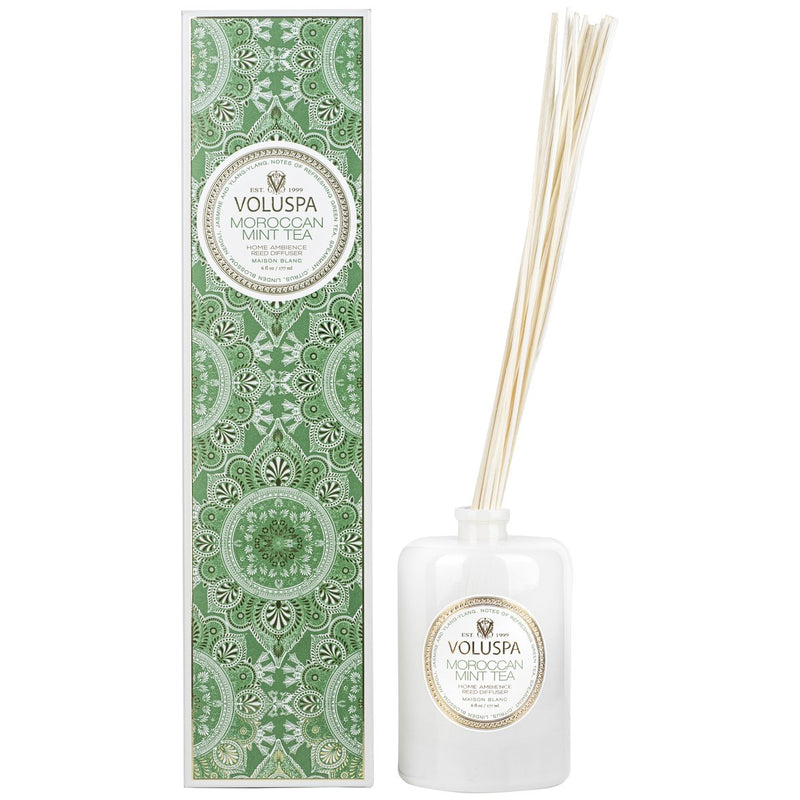 Moroccan Mint Tea | Home Ambiance Diffuser || voluspa || BB