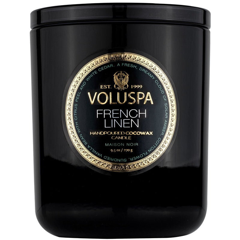 French Linen | Classic Maison Candle || voluspa || Beautybar