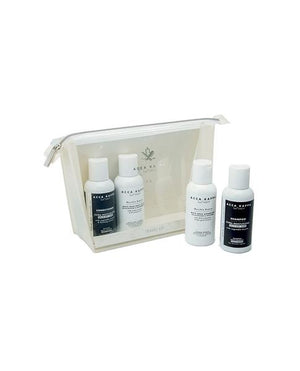 White Moss Delicate Travel Set