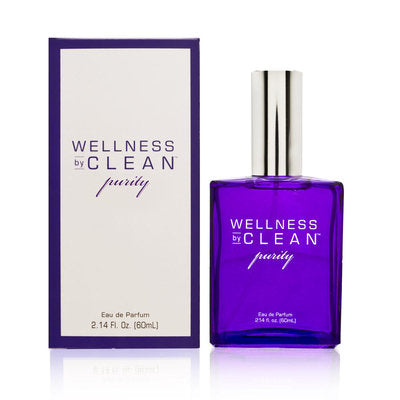 clean wellness purity eau de parfum