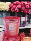 rose petal ice cream candle | hearth || voluspa