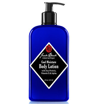 cool moisture body lotion || jack black || beautybar