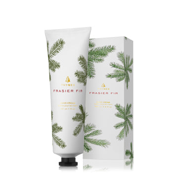 frasier fir petite hand cream || thymes || beautybar