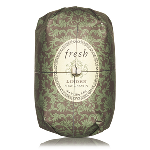 linden oval soap || fresh || beautybar