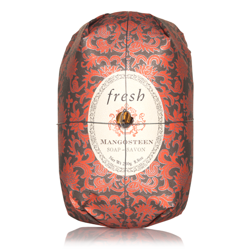 mangosteen oval soap || fresh || beautybar