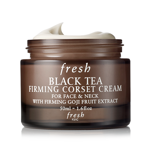 black tea corset cream firming lotion
