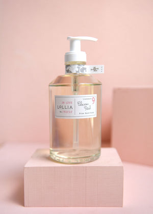 in love fine hand soap || lollia || beautybar