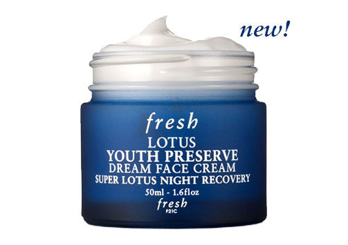 lotus youth preserve dream night cream