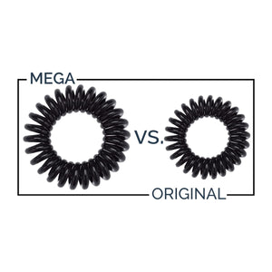 mega hair coils || kitsch || beautybar cosmetics