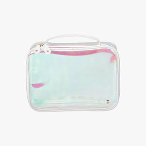 claire jumbo makeup case || stephanie johnson || beautybar