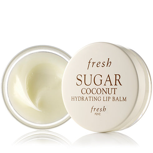 sugar coconut hydrating lip balm || fresh || beautybar