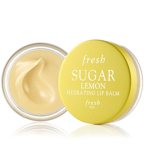 lemon hydrating lip balm