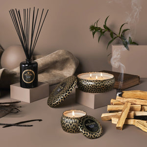 Suede Noir | Home Ambience Diffuser || Voluspa || Beautybar