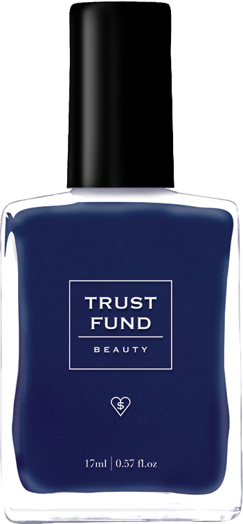 got yacht? nail polish || trust fund beauty || beautybar