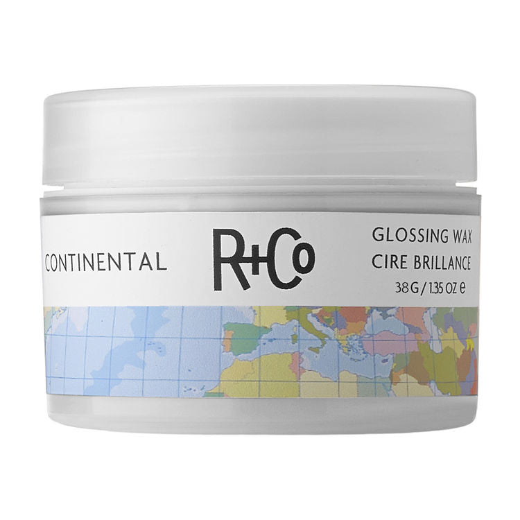 continental glossing wax || r+co || beautybar