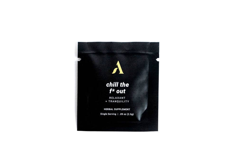 Chill The F* Out Adaptogen Blend || Apothékary || Beautybar