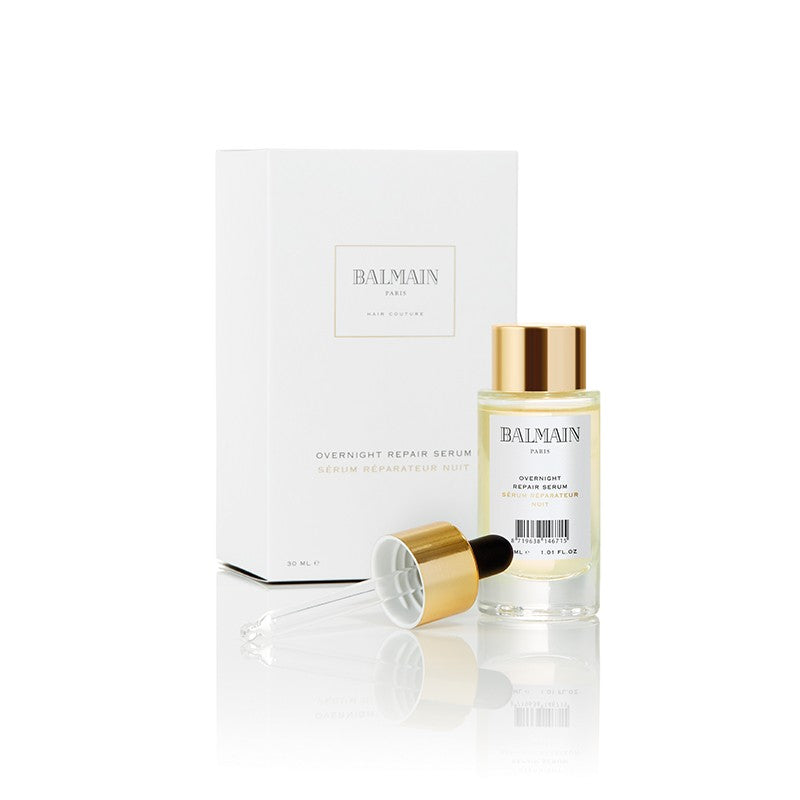 balmain hair couture overnight repair serum